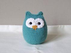 Just another amigurumi owl