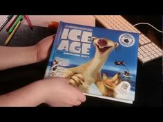 ICE AGE - An Augmented Reality Book (publishing 5th July 2012) - The World of Ice Age is an amazing augmented reality book based on the massively popular Ice Age movies. Now, thanks to the digital magic of augmented reality, you can bring your favourite sub-zero heroes to life with jaw-dropping 3-D animations that you can interact with on your computer screen.