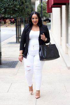 Plus Size Fashion for Women - Plus Size Outfit Idea - Beauticurve