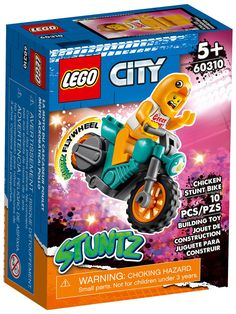 Lego City, Frosted Flakes, Cereal, Box, Toys, Chicken, Snare Drum, Breakfast Cereal, Corn Flakes
