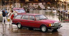 Focus.de - Mit dem Mercedes-Benz W123 T-Modell war 1977 der Premium-Kombi geboren - Foto