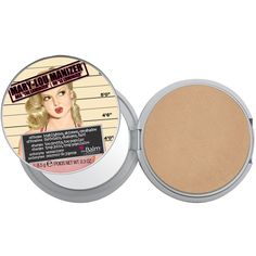 Mary-Lou Manizer Highlighter, Shadow Shimmer (1,605 INR) ❤ liked on Polyvore featuring beauty products, makeup and contour