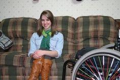 Spina bifida dating