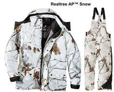 Зимний охотничий костюм из канады