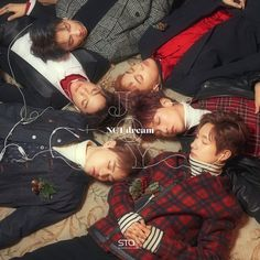 NCT DREAM《JOY》封面