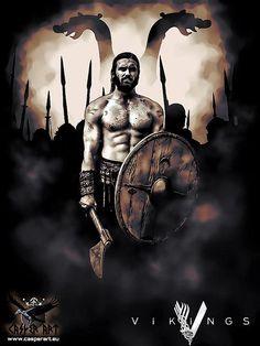 The Viking Post: Rollo Vikings Vikings Show, Vikings Tv Series, Vikings Rollo, Lagertha, Ragnar Lothbrok, Viking Life, Viking Warrior, Viking Party, King Ragnar
