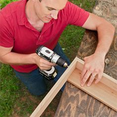 Install the Slats for the Box Bottom | How to Build a Cedar Ice Chest | This Old House Mobile