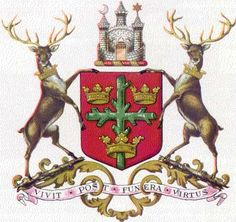 Nottingham - Heraldry of the World, Crest, Arms, Coat of Arms, Heraldry