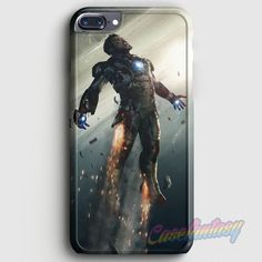 Iron Man 3 & Shane Black's iPhone 7 Plus Case | casefantasy