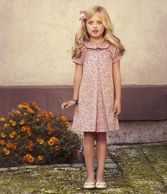Pink Rosebud Party Dress - mimivail