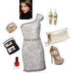 Hollywood glamour