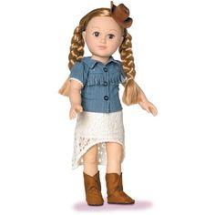 My Life As Country Pop Star Doll, Blonde - Dakota?
