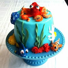 Dory cake