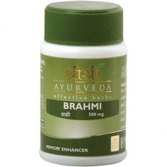 We not only need good shampoos and oils for maintaining those healthy locks of hair. We need a little extra. Sri Sri Ayurveda's Brahmi tablets contains the essential nutrients that helps keeps our mind cool, destressed and our hair nourished. It also helps enhance memory.