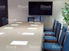 Meeting Room in preparation