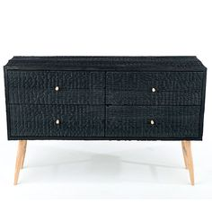 Charred Ladder Leg Cabinet | Michael James Moran Woodworked Furniture ($48.00) - Svpply