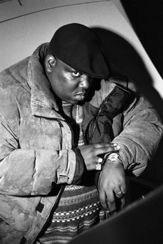 """Birthdays was the worst days/Now we drink champagne when we're thirsty.""--Biggie Smalls AKA the Notorious B.I.G."