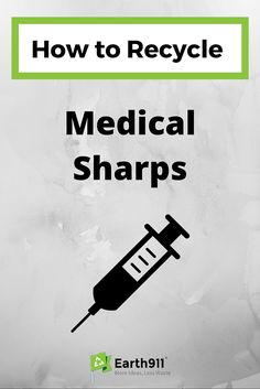 Are you looking to recycle medical sharps? This guide teach you what to do and where to go in order to dispose of them properly. Click here to get started recycling.