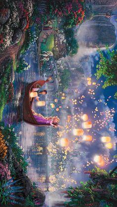 Cute Wallpapers For Phone Spring - RetroModa Disney Princess Drawings, Disney Princess Pictures, Disney Princess Art, Disney Drawings, Disney Art, Punk Disney, Disney Rapunzel, Tangled Rapunzel, Tangled Movie