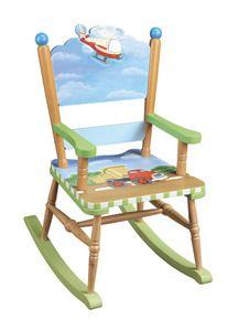 Transportation Rocking Chair
