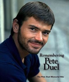 pete duel - Google Search