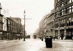 Commercial Road, c1912