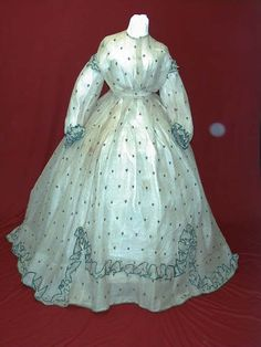 Sheer Victorian Gowns