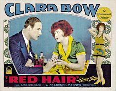 Clara Bow & Lane Chandler