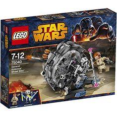 Lego Star Wars - 75040 - Jeu De Construction - General Grievous' Wheel Bike LEGO http://www.amazon.fr/dp/B00F3B41A6/ref=cm_sw_r_pi_dp_ayLwub1CHF72H