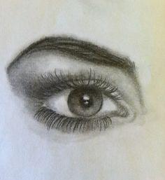 How to Draw Eyes by Mahagany Shaw