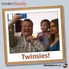 Oh Cam and his selfies! #ModernFamily>>>Cam...