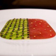 | Big Eye Tuna Tartar • Avocado • Osetra Caviar At L2O In Chicago | By @qliweb