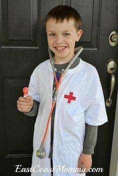 Diy childrens doctor costume pinterest doctor costume doctor nosewdoctorcoatportraitg 1 0671 600 solutioingenieria Images