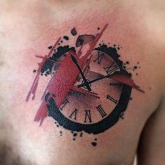 Done by Alexander Vladykin, tattooist at Gallery Tattoo Studio (Bogoroditsk), Russia TattooStage.com - Rate & review your tattoo artist. #tattoo #tattoos #ink