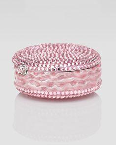 Pink Rhinestone Encrusted Treasure Box...Splenderosa sale items..gorgeous!
