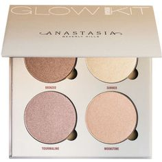 Glow Kit - Sun Dipped ($40) ❤ liked on Polyvore featuring beauty products, makeup, beauty and filler