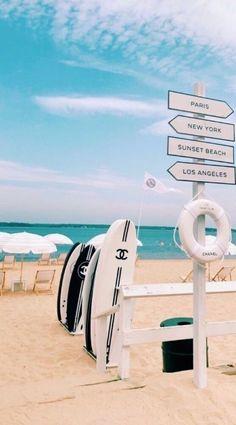 The Beach Love To Surf Beach Aesthetic Summer Vibes Summer Feeling Wallpaper Sky, Summer Wallpaper, Wallpaper Backgrounds, Iphone Wallpapers, Phone Backgrounds, Iphone Wallpaper Beach, Surfing Wallpaper, Wallpaper Pictures, Wallpaper Quotes