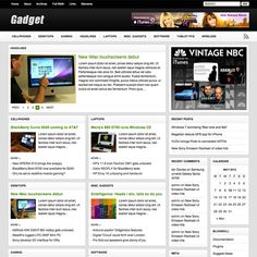 Gadget 1.0 is a modern Magazine WordPress Theme from Theme Junkie which can be used to create gadget related websites. This gadget wordpress theme is also suitable for product review websites. Gadget looks very neat and clean with beautiful background featured slider at the homepage to showcase the featured gadget or product reviews.