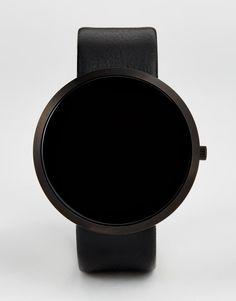ASOS Digital Watch in Sleek Black