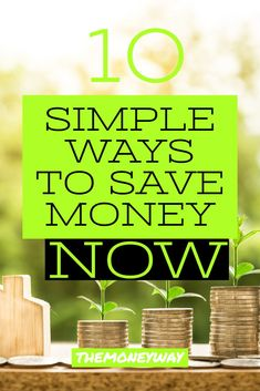 Are you looking for more way to save your money? Need some simple ways to savebut want to learn how to keep that money? Well check out this post! Save Money On Groceries, Save Your Money, Ways To Save Money, How To Get Money, Money Tips, Money Saving Tips, Make Money Online, Saving Ideas, Financial Tips