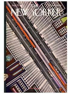 New Yorker Cover - 9/22/1928