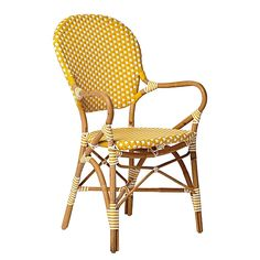 Riviera Side Chair – Dandelion   Serena & Lily