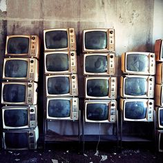 when TVs retire << there's something about repetition