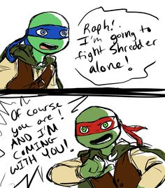 They're taking the turtles to NYC! by 10yrsy  If u don't get it, then do ur research!!! Lol I'll just tell you. :) Sean Astin plays Raphael in the new TMNT and also was Samwise Gamgee :) this just makes me happy:)
