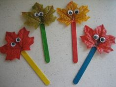 Easy Kids Craft For Fall!  Loving Hearts Child Care and Development Center in Pontiac, MI is dedicated to providing exceptional tender loving care while making learning fun!  If you want to know more about us, feel free to give us a call at (248) 475-1720 or visit our website www.lovingheartschildcare.org for more information!