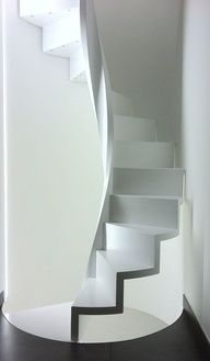 Loft Conversion -Stairs to the attic
