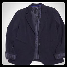 Blazer Apt 9 women's black blazer jacket. Worn once. Apt. 9 Jackets & Coats Blazers