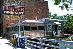 Hunter Dinerant, Auburn, NY.