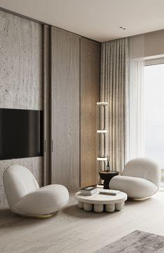 Interior Desing, Luxury Homes Interior, Interior Inspiration, Interior Architecture, Chinese Architecture, Futuristic Architecture, Interior Design Living Room, Living Room Designs, Furniture Design