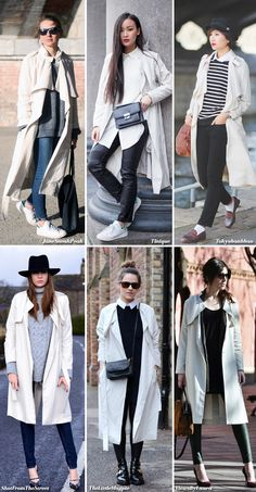 Bloggers love: Oversized Trench